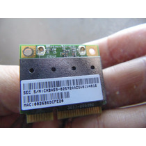 Placa Wireless Wi Fi Para O Netbook Samsung N150 Wll6160-d99