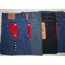 Jeans Levis Y Wrangler Tallas Grandes 40,42,44 Oferta !!!