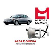 Filtro De Combustível Honda Civic 1.7 2001 2002 2003 2004
