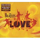 The Beatles / Love / Cd + Dvd / Edición Europea
