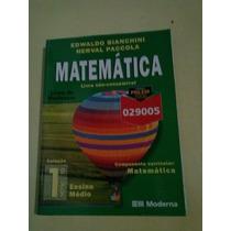 Matemática - Edwaldo Bianchini E Herbal Paccola Bia
