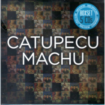 Catupecu Machu - Box Set 5 Cds Cd 2016 - Los Chiquibum