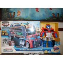 Rescue Bot Optimus Prime