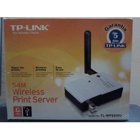 Print Server Wireless Tp-link Tl-wps510u