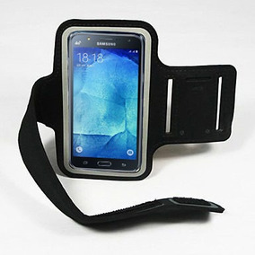 Braçadeira Suporte Para Samsung Galaxy J7 Armband Exercícios