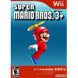 Patch New Super Mario Bros 3 Wii