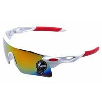 Óculos Sol Ciclismo Esportivo Bike Uv