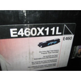 Toner Lexmark E460 Nuevos Y Originales,e460x11l 15.000 Copia