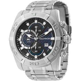 Relógio Technos Masculino Performance Ts Carbon Os1aau/1a