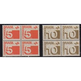 1972 - Cifras Papel Acetinado Com Filigrana Marca Us$14,40
