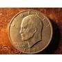 Moneda Estados Unidos Un Dolar 1971 Niquel, Gran Tamaño