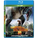 Caminando Con Dinosaurios Bluray 3d Hd Full 1080 !!!