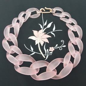 Collar De Cadena Original Moda Popular Pulsera