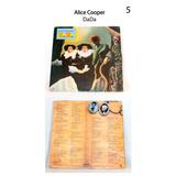 Acetatos Vinilo Lp Disco Alice Cooper- Dada
