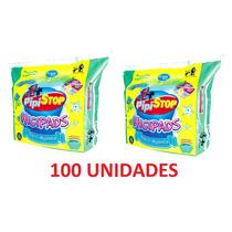 Tapete Higienico Sanitario Cães 100 Unidades 60x50 Qualidade