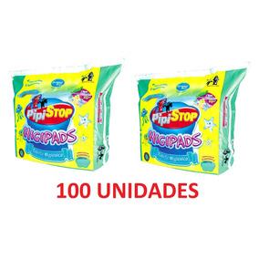 Tapete Higienico Sanitario Cães 100 Unidades 60x50