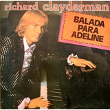 Richard Clayderman Balada Para Adeline