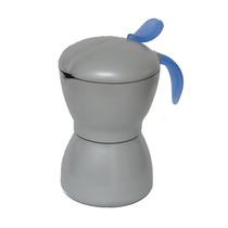Cafetera Express Italiana Alto Diseño De Aluminio 6 Tazas Ex