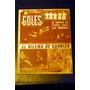 Revista Goles Nº 706 San Lorenzo Vs America - Boca -racing