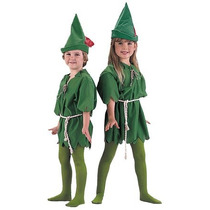 Disfraz Niño El Pequeño Peter Pan Traje