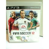 Fifa Soccer 12 Fifa12 Ps3 Playstation 3