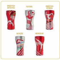 Copos Coca Cola 2016 Olimpíadas Valor Unitario Aluminio