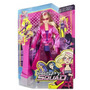 Muñeca Barbie Spy Squad Agente Secreta 2 Looks! Mattel