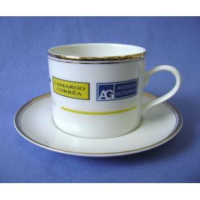 Xicara De Chá Construtoras Lava Jato - Promocional Schmidt