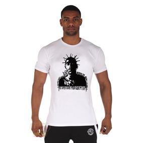 Camisa Camiseta Rap Sabotage Humildade E Respeito Favela.