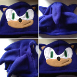 Gorro Sonic (no Chino)