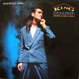 King - Love & Pride (body & Soul Mix) Vinilo 12 Pulgadas