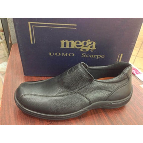 Zapatos De Vestir Mega 100% Cuero Comodos Y Super Duraderos
