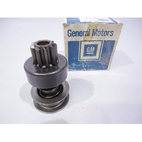 Pinhão Impulsor Motor Partida Opala 76/ A10 / C10 6cc 76/