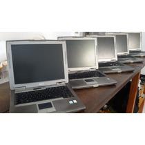 Lote Com 8 Notebooks Dell Latitude D510 No Estado #cod: N07