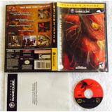Spider Man 2 - Hombre Araña 2 - Gamecube Gc & Wii Usa 12