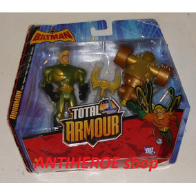 Aquaman Total Armour Batman The Brave And The Bold