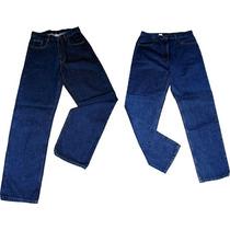 Pantalon De Mezclilla 14oz