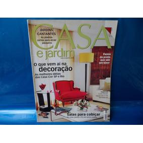 Revista Casa E Jardim Cantantes, Plantas Que Atrai Pássaros
