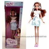 Única No Ml! Boneca V-friends Violetta Disney - Toyng