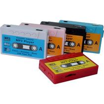 Mp3 Fita Cassete - Player Recarregável