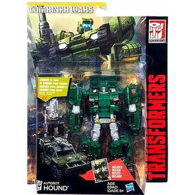Transformers Hound Transforma En Automovil Hasbro