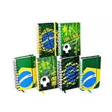 Agenda 2014 Com Capa Dura Comemorativa Da Copa Do Brasil