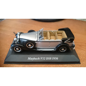 Autos De Epoca - Maybach V12 Ds8 (1930) - Altaya - Esc. 1:43