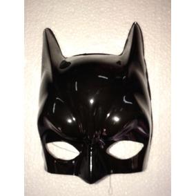 Careta Plastica De Batman
