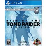 Rise Of The Tomb Raider 20 Años Ps4 Tenelo Ya!!!!
