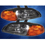 Focos Honda Civic Lx Ex Dx Coupe Si Hatchback 1992-1995