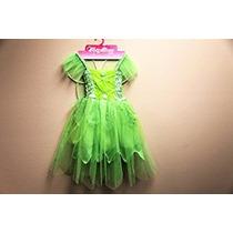 Disfraz Para Niña Años La Princesa Vestido Verde 4-6 Jason