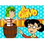 Kit Imprimible Candy Bar El Chavo Del 8 Golosinas Y Mas