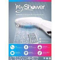 Ducha Eletrônica My Shower 7500w Led Banho De Luz Led Top