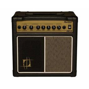 Amplificador P/ Guitarra Randall Nuno Bittencourt Nb-15
